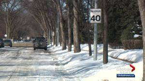 Councillors debate default residential speed limit of 30 or 40 km/h
